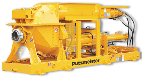 Putzmeister Solids Pumps