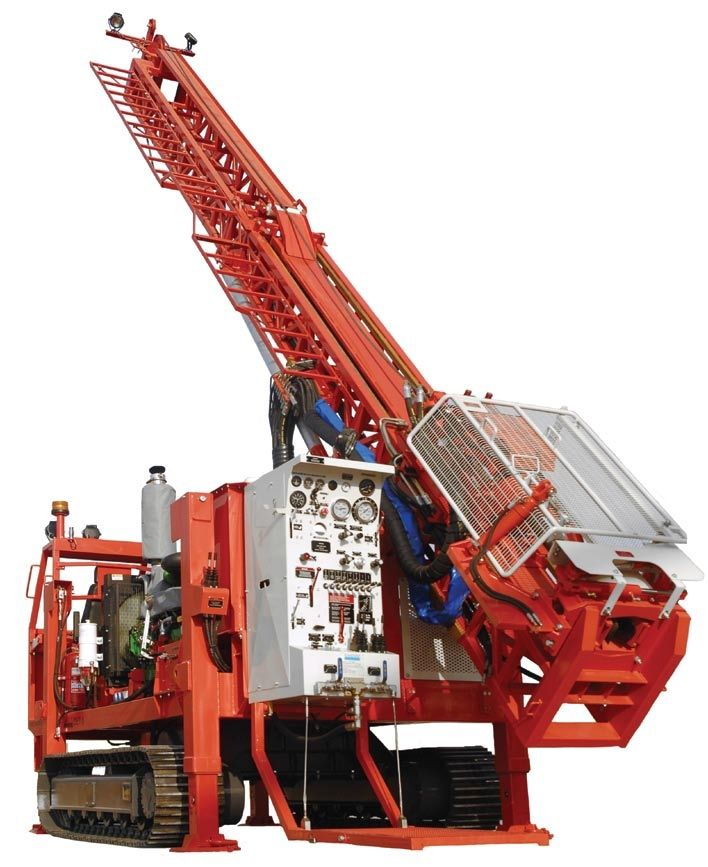 SANDVIK SMC Exploration Drill Rigs